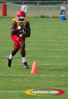 Iowa State Cyclones 2007 Football Practice: Photo Gallery
