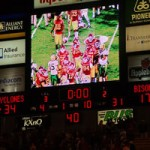 Cyclones beat Bison