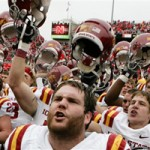 Iowa State's 9-7 victory was a TEAM win