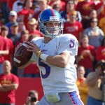 Todd Reesing is 9th in the nation in total offense