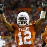 Earl Thomas and the Texas Longhorns seem to be destined to play in the National Championship
