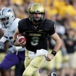 Colorado has played much better since Tyler Hansen took over at QB