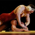Jake Varner won by major decision over Chad Beatty