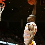 Craig Brackins had 18 points in the loss for Iowa State