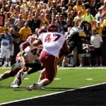 The Hawkeyes scored on their first drive and never looked back