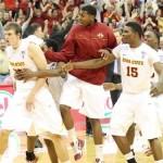 2010-11 Iowa State Basketball - Iowa State/Creighton Photo Gallery