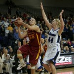 Iowa State vs Drake Basketball (Men's and Women's Photo Gallery)