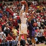 Photos from Kansas State / Stats through 23 games