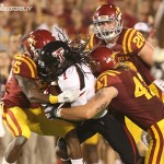 Texas Tech Red Raiders 24 Iowa State Cyclones 13