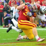 Kansas State Wildcats 27 Iowa State Cyclones 21