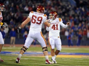 Iowa State Cyclones 51 Kansas Jayhawks 23