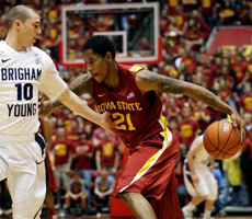 Iowa State Cyclones Men's Basketball 2012 – Stats to Date