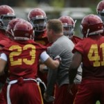 2013 Iowa State Football - Photos from Practice #1