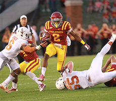 Iowa State Falls in Heartbreaker to the Longhorns