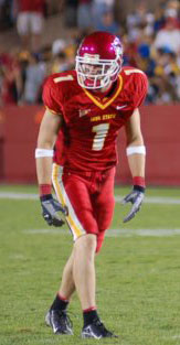 Iowa State Cyclones - Projected Depth Chart 8/13 - Offense