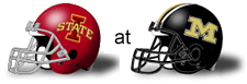 Iowa State Cyclones - Oklahoma Sooners Prediction