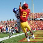 Iowa State Cyclones vs Kansas Jayhawks 2008: Photo Gallery