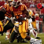 Alexander Robinson rushed for 143 yards against the Golden Flashes
