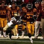 Alexander Robinson breaks a long run for a 68 yard touchdown