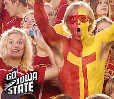 Iowa State Fans