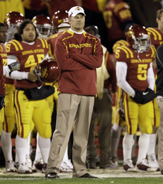 Paul Rhoads and his staff had their best game in the victory over Baylor