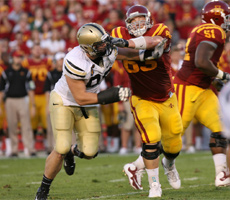 Ben Lamaak and the ISU offensive line have controlled the line of scrimmage all year