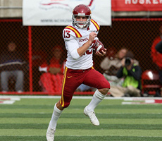 Iowa State needs a big play on special teams this week - Michael Brandtner made the big play against Nebraska.