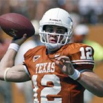 Colt McCoy and his Texas Longhorns face an Oklahoma team with nothing to lose this Saturday