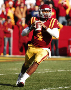 Austen Arnaud needs his best game of the year to give the Cyclones a chance this week