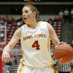Alison Lacey and the Cyclones head into the break with an 8-1 record