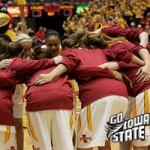 The Iowa State women closed out the regular season with a 23-6 record and a second place Big 12 finish