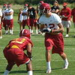 Donnie Jennert is matchup nightmare for cornerbacks