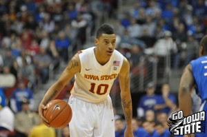 Diante Garrett had a big game with 28 points and 7 assists