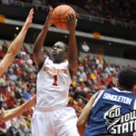 2010-11 Basketball – Iowa State vs Montana State Photo Gallery