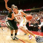 Kelsey Bolte averages nearly 16 points/game