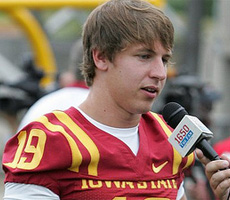 2011 season preview projecting iowa state 39 s offensive for Josh lenz