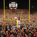 Cyclone Fans Celebrate the 37-31 OT Victory Over #2 Oklahoma State in Style