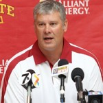 Paul Rhoads Video from Big 12 Media Days