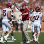 Texas Longhorns 33 Iowa State Cyclones 7