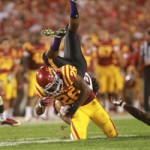 Iowa State Cyclones Northern Iowa Panthers Football Photos